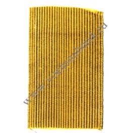 Галун металлизированный (латунь) шириной 10 мм