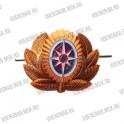 Флаг с орденской лентой ВДВ