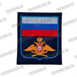 Нашивка с липучкой ВВС (НОВЫЙ по 300 приказу)