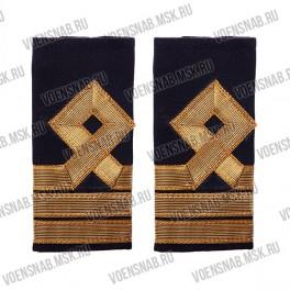 Погоны ВМФ 7 категории