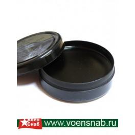 Крем для армейской обуви чёрный