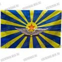 """Флаг Пограничный ВМФ """"Морчасти погранвойск"""" (135*90)"""