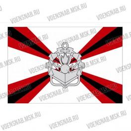 Флаг Военной разведки России (135*90)