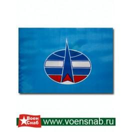 Флажок Космические войска (22,5*15)
