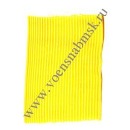 Галун шёлковый шириной 30 мм, желтый