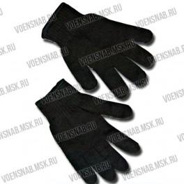 """Перчатки спортивные """"штангистские"""" (кожа, укороченные пальцы, уплотнители изнутри ладони)"""