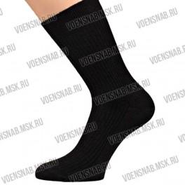 Носки черные, хлопок 100%