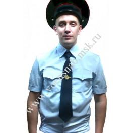 Рубашка форменная Полиции, с коротким рукавом