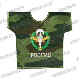 Рубашка малая сувенирная с вышивкой Пограничная служба
