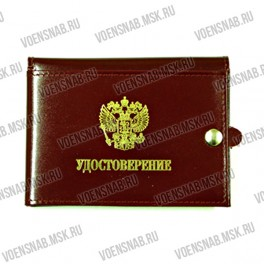 "Обложка ""Паспорт"" (пластик)"