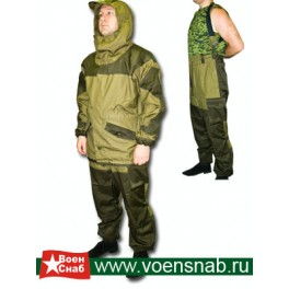 "Костюм ""Горка-3"" палаточная ткань"