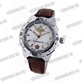 """Часы """"Командирские Восток"""" (звезда, герб)"""