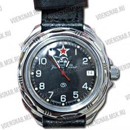 """Часы """"Командирские Восток"""" (земной шар, классность ВВС)"""
