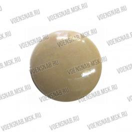 Пуговица 2-х прокол.d11, кремового цвета, аминопласт