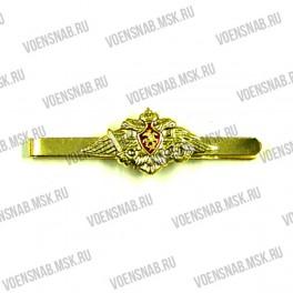 Зажим для галстука ВВС (толстая лат.,орёл с пропел.и мечом)