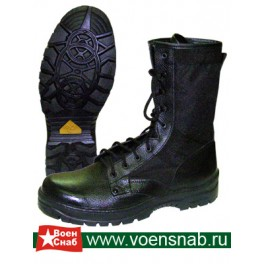 Ботинки с высокими берцами модель А107