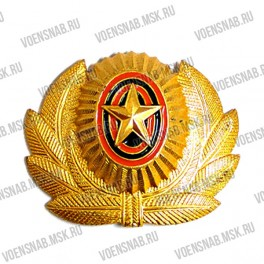 Кокарда Казаков офицерского состава