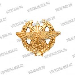 Эмблема петличная Автомобильные войска (старая) защитная