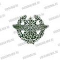 Эмблема петличная Войск связи (старая) золотая