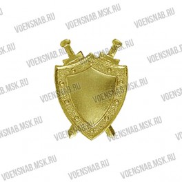 Эмблема петличная Службы горючего (ГСМ) защитная