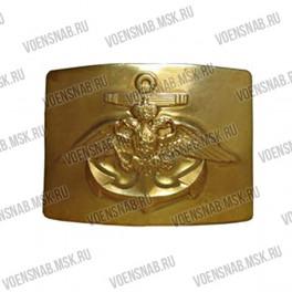 Пряжка с орлом МО (тонк.лат.) солдатский ремень