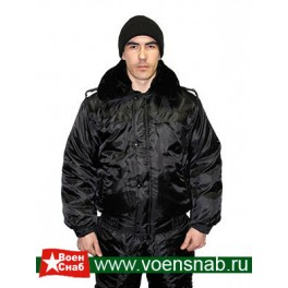 "Куртка ""Оперативная"", черная"