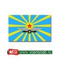 Флаг ВВС  СССР (135*90)
