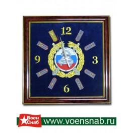 Часы сувенирные с вышивкой ДПС