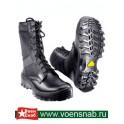 Ботинки с высокими берцами модель 16