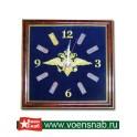 Часы сувенирные с вышивкой  МВД Полиция