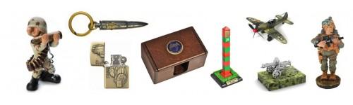 Военные сувениры, вымпелы