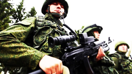 Военторг - военные